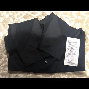 "NWT Lululemon Strength and Sweat Crop 23"" size 10"